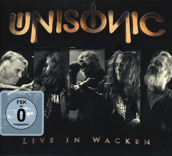 UNISONIC - Live In Wacken (2017) full