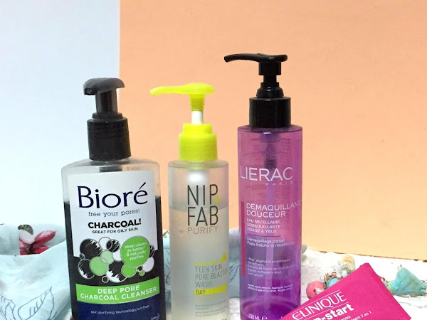 4 products I use and love at the moment