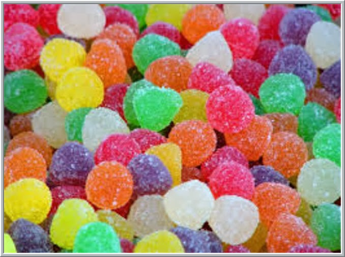 history of candies s