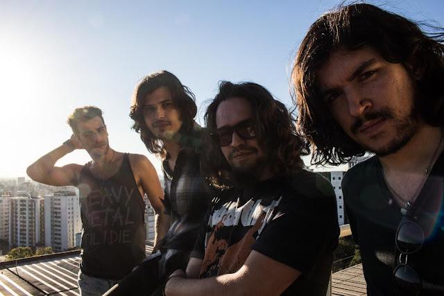 The Spacetime Ripples anuncia lançamento do primeiro álbum