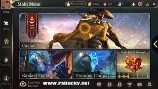 Arena Of Valor Taiwan English Patched Full Apk