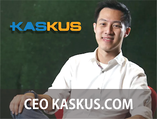 CEO dari KasKus.com