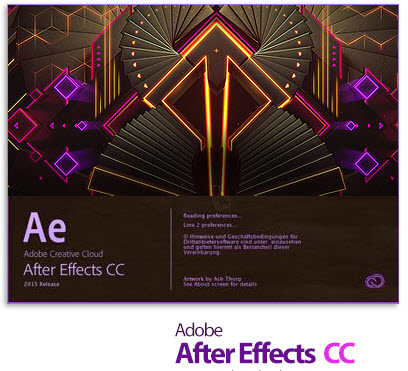 Adobe after effects for mac