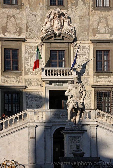 Палаццо дела Карована, Пиза