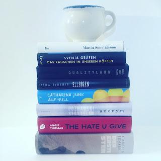 Leselust Bücherblog Romane Thriller Bestseller Buchempfehlung