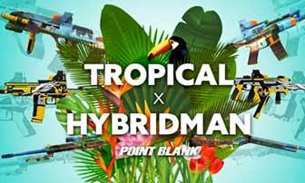 Server Maintenance PB Garena Tanggal 22 Agustus 2017 Seri Tropical dan Hybridman