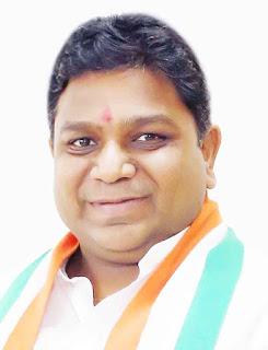 congress leader manoj aggarwal ballabgarh faridabad