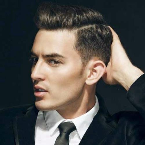 Model rambut pria dari masa ke masa