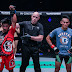 Geje Eustaquio Respects Results of Rematch Against Thai Rival
