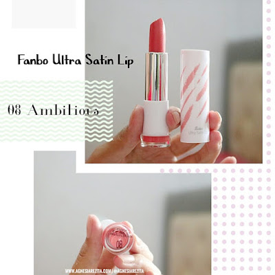 Fanbo Ultra Satin Lip All Shades