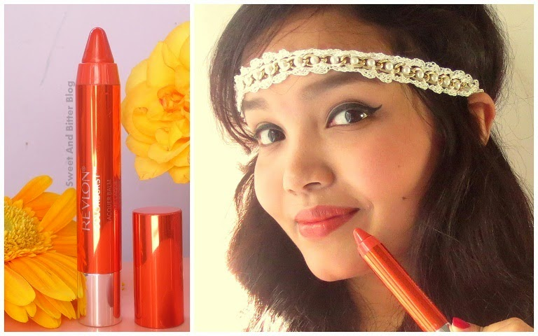 Revlon Tease Colorburst Lacquer Balm Review and Swatch