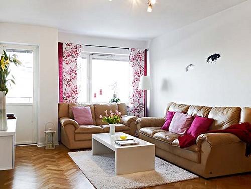 Contoh dekorasi ruang tamu minimalis modern