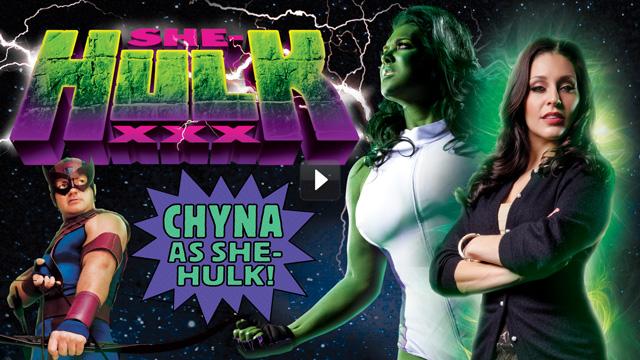 she hulk porn parody
