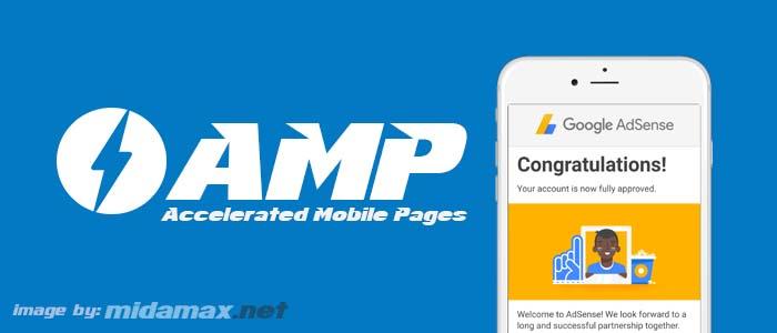 Google Adsense Valid AMP