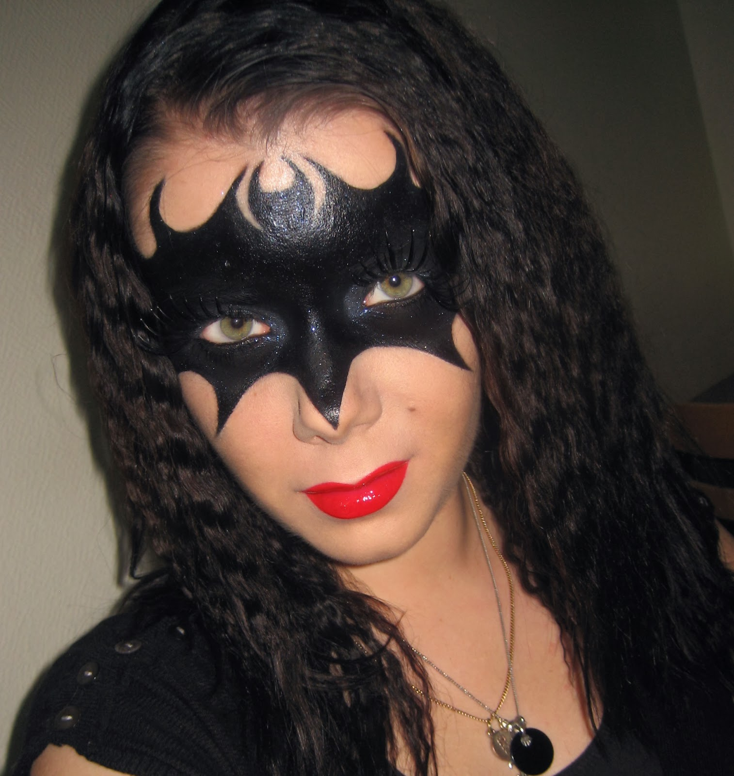 Batman makeup