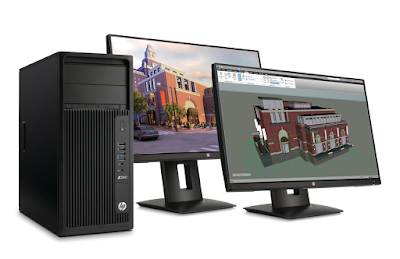HP Packs World Class Performance into the Affordable Z240 Workstation...