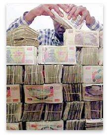 1 Usd To Zimbabwe Dollar : zimbabwe, dollar, Weird, News:, 100,000,000,000,000, Dollar, Zimbabwe