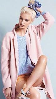 Cores Pantone 2016 fashion - Rosa quartzo e  azul serenidade