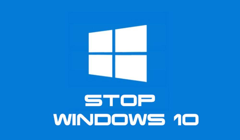 Windows 10 Güncellemeleri Kapatma Resimli Anlatım