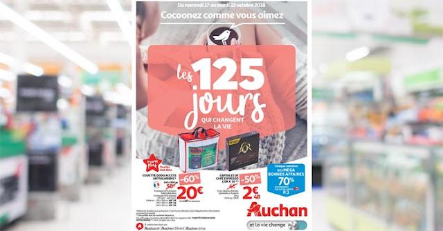 Catalogue Auchan Hypermarché Du 17 Au 23 Octobre 2018