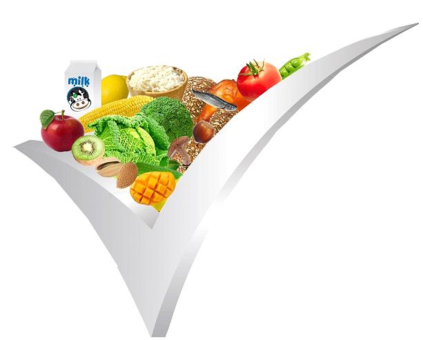 Aliments santé pour enfants