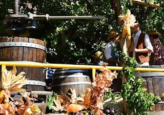 Festa dell'Uva dal 3 all'11 settembre Trescore Balneario (BG) 2016