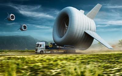 Μια «ιπτάμενη» ανεμογεννήτρια σε ύψος 300 μέτρων πάνω από την Αλάσκα .