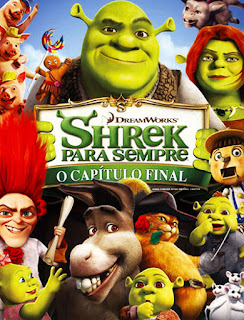 Shrek Para Sempre - BDRip Dual Áudio