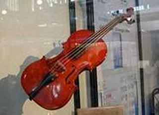 Скрипка с «Титаника»
