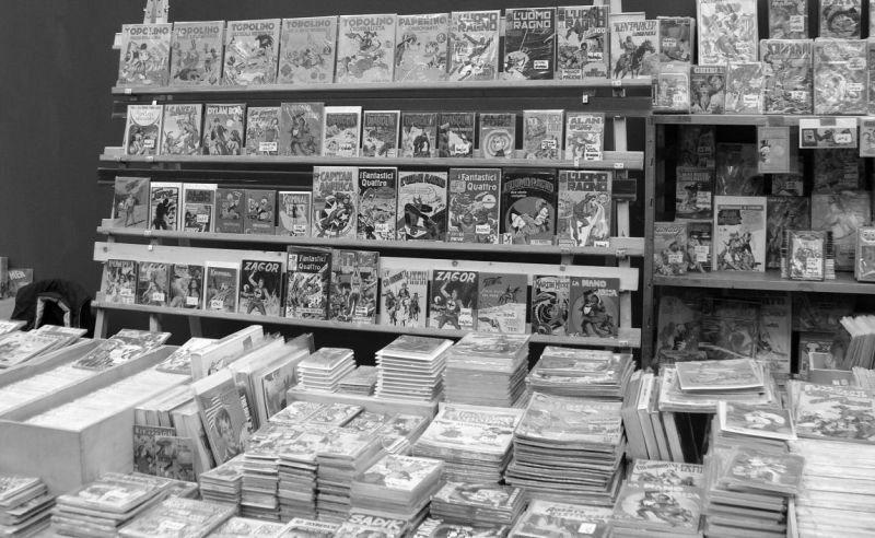 Retronika decalogo guida all 39 acquisto dei fumetti e non for Mercatino dell usato cava dei tirreni