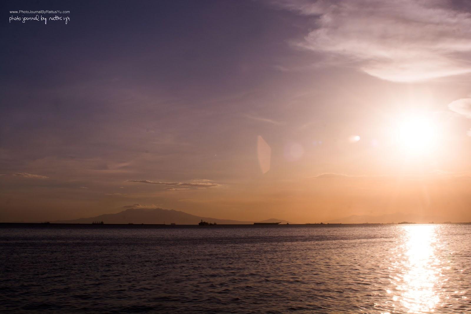 May 6, 2016: Monster Sunset At Manila Bay