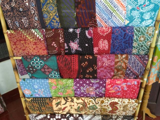 Koleksi Batik Desa Wisata Malangan