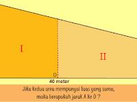 Teka-Teki Matematika: Cara Membagi Tanah Secara Adil