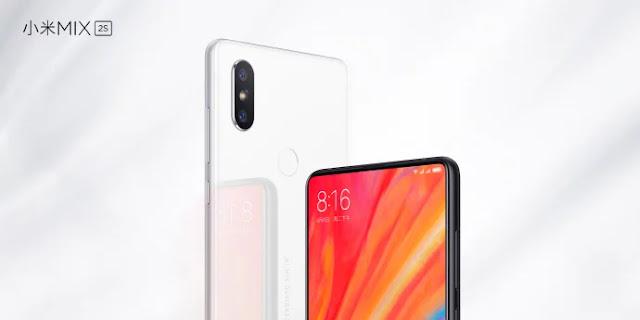 Resmi Meluncur! Spesifikasi dan Harga Xiaomi Mi MIX 2S dengan Snapdragon 845