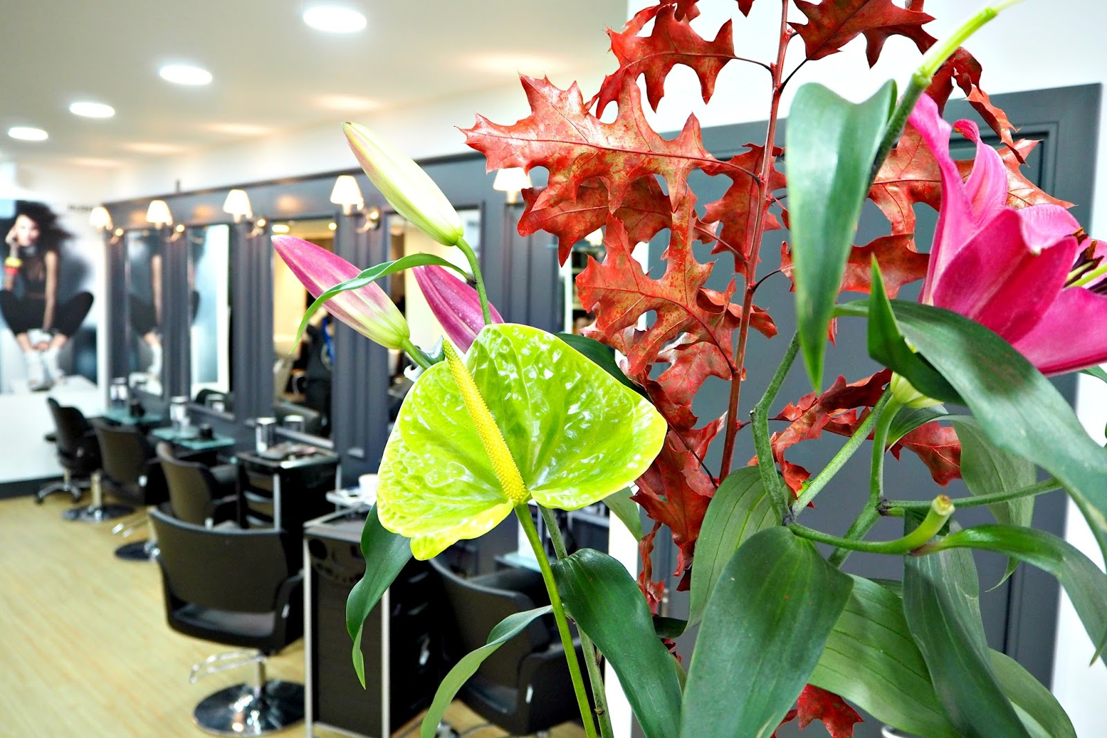 The new RUSH hair salon East Grinstead, West Sussex