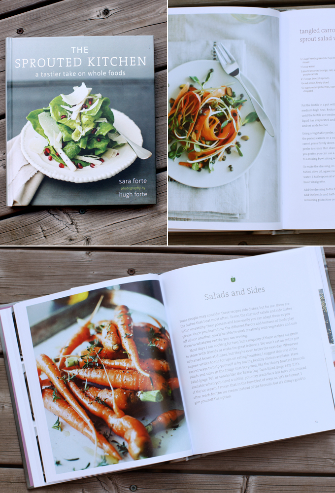 Sprouted Kitchen Cookbook Review