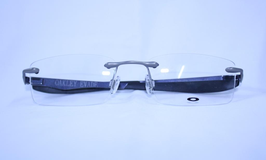 0f7213bbf23 Original Oakley Evade Titanium. Description OAKLEY EVADE PRESCRIPTION  EYEWEAR
