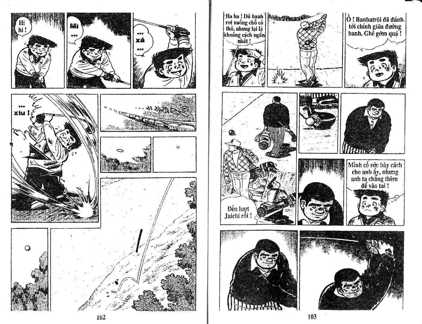 Ashita Tenki ni Naare chapter 18 trang 49