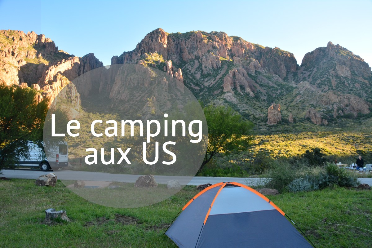 Camping Big Bend National Park