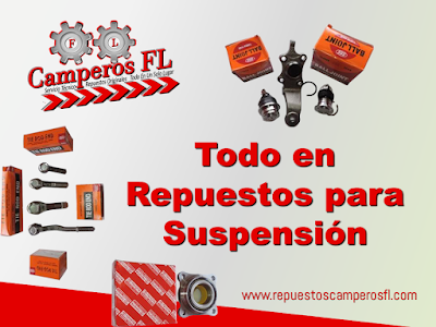 Suspension Camperos FL