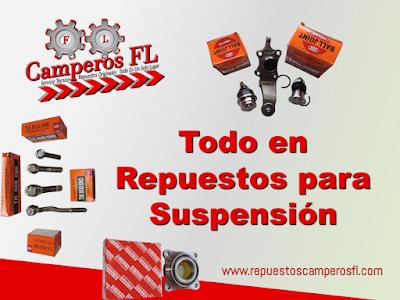 Suspension Camperos FL
