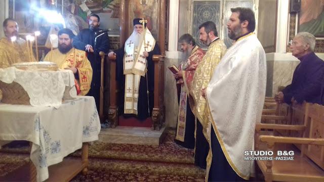 Το Μαλαντρένι γιορτάζει τον Άγιο Αθανάσιο