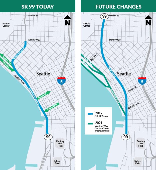 The WSDOT Blog Washington State Department Of Transportation How New Traffic Patterns