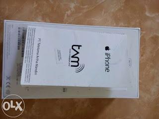 Iphone garansi resmi