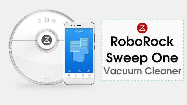 Xiaomi Roborock S50: A vacuum cleaner robot