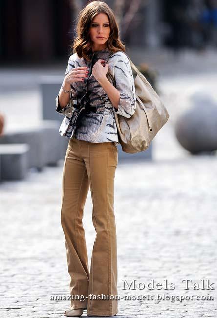evergreen photo essay ideas - olivia palermo s Street fashion Style