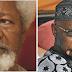 """""""Obasanjo Awarded Oil Blocks For Sex. He Should Swear"""" - Wole Soyinka"""