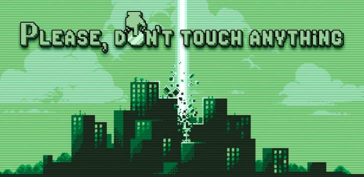 Please, Don't Touch Anything Android Bulmaca Oyunu APK İndir - androidliyim