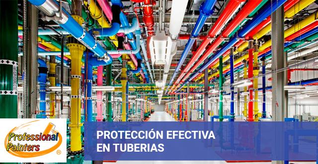 Protección en tuberias