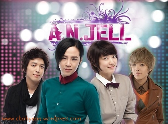 a.n.jell live